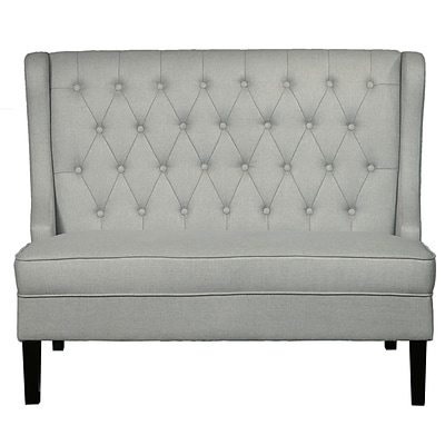 Right2Home Upholstered Sateen Fog Bench (DS-2187-400-480)