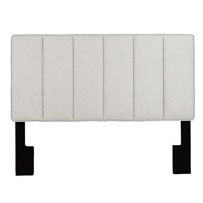 Right2Home Upholstered King Polyester Headboard 3.52 L x 81.75 W x 59.06 H Trespass Nature (DS-2219-270-TN)