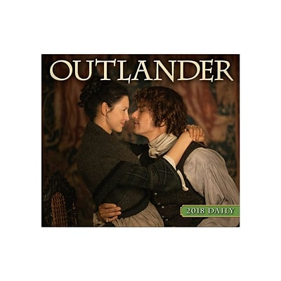 2018 Sellers Publishing, Inc. 5 x 6 Outlander Boxed Daily Calendar (CB0256)