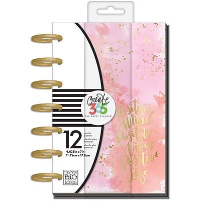 Me & My Big Ideas Live Loud Create 365 Mini Planner (PLNM-22)