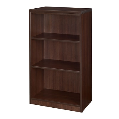 Legacy Stand Up Bookcase, Java Laminate (LSBC4123JV)