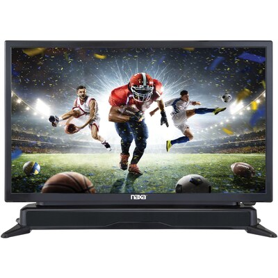 "Naxa 24"" Led Tv With Dvd Player & Built In Soundbar (ntd 2460)"