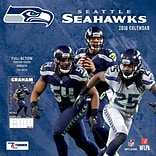 Seattle Seahawks 2018 12 x 12 Team Wall Calendar (18998011926)