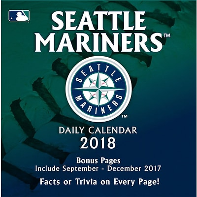 Seattle Mariners 2018 Box Calendar (18998051415)