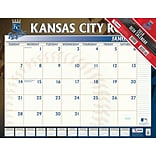 Kansas City Royals 2018 22 x 17 Desk Calendar (18998061508)