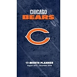 Chicago Bears 2017-18 17-Month Planner (18998890537)