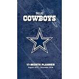 Dallas Cowboys 2017-18 17-Month Planner (18998890540)