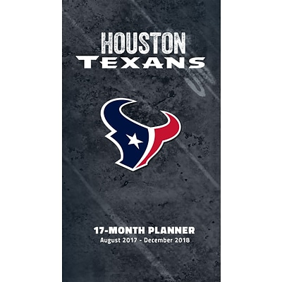 Houston Texans 2017-18 17-Month Planner (18998890544)