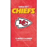 Kansas City Chiefs 2017-18 17-Month Planner (18998890547)
