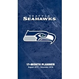 Seattle Seahawks 2017-18 17-Month Planner (18998890559)