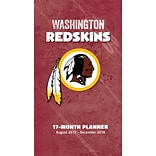 Washington Redskins 2017-18 17-Month Planner (18998890563)