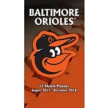 Baltimore Orioles 2017-18 17-Month Planner (18998890567)