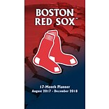 Boston Red Sox 2017-18 17-Month Planner (18998890568)