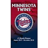 Minnesota Twins 2017-18 17-Month Planner (18998890580)