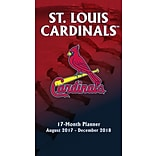 St Louis Cardinals 2017-18 17-Month Planner (18998890589)