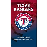 Texas Rangers 2017-18 17-Month Planner (18998890591)