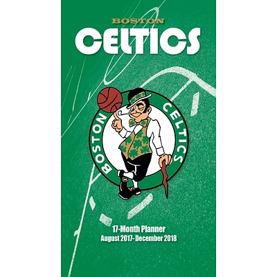 Boston Celtics 2017-18 17-Month Planner (18998890594)