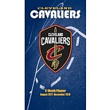 Cleveland Cavaliers 2017-18 17-Month Planner (18998890610)