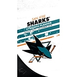 San Jose Sharks 2017-18 17-Month Planner (18998890615)