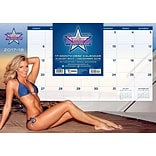 Dallas Cowboys Cheerleaders 2017-18 12X17 17-Month Desk Pad (18998900582)