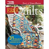 Leisure Arts Best Of Fons & Porter: Easy Quilts (LA-5560)