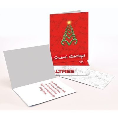 Realtree Red Boxed Christmas Cards (8480101)