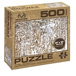 Realtree Snowy Archer 500 Piece Puzzles (8640044)