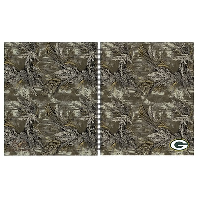 NFL Green Bay Packers Spiral Bound Sketchbooks (8720601)