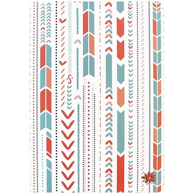 Bloom Daily Planners Arrows Notebook, 7 x 10 (J2G5-GD)
