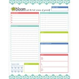 Bloom Daily Planners Bloom Planning System Pad, 6 x 9 (WJPYPL)