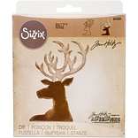 Sizzix Dashing Deer Bigz Die By Tim Holtz, 3.625 X 5 (661606)