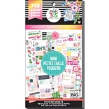 Me & My Big Ideas Mini Choose Happy Create 365 Happy Planner Sticker Value Pack (PPSV-43)
