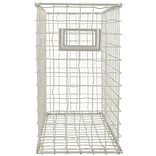 Advantus  Tim Holtz Storage Studios Wired File Basket, 13.5 x 5.75 x 10.13 (CH93809)