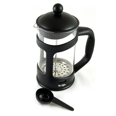 Mr. Coffee 92303.02 Brivio Coffee Press, 28oz.
