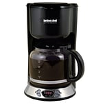 Better Chef IM-126B 12 Cup Digital Coffee Maker