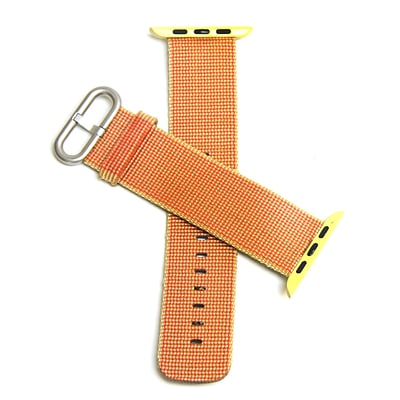 MGear Nylon Strap for Apple Watch 38MM in Orange (93599809M)