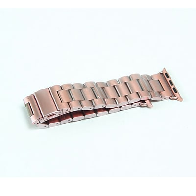 MGear Stainless Steel Band for Apple Watch 42MM - Rose Gold (93599812M)
