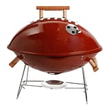 Gibson Home Football 18 Inch Outdoor BBQ Grill (107189.01)