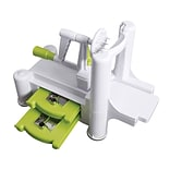 Osters Kitchen Artistry 4 Piece Spiralizer and Grating Tool, Lime Green (116425.04)