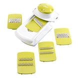 Osters Kitchen Artistry Slicing and Grater Tool Station, Lime Green (92107.07)