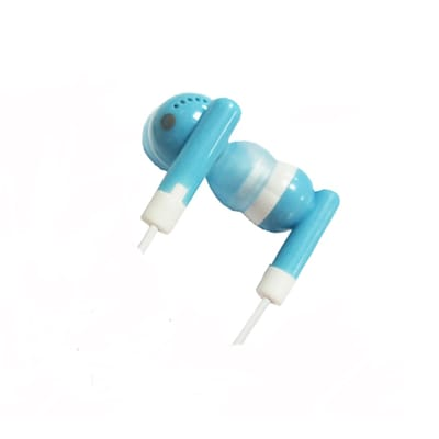 Supersonic Digital Stereo Earphones With Soft Rubber Ear Cap (93580956M)
