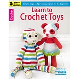Leisure Arts Learn To Crochet Toys (LA-06188)