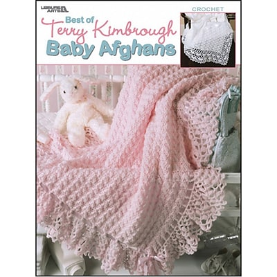 Leisure Arts Best of Terry Kimbrough Baby Afghan (LA-3267)