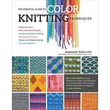 Storey Publishing Guide To Color Knitting Techniques Storey Publishing (STO-26623)