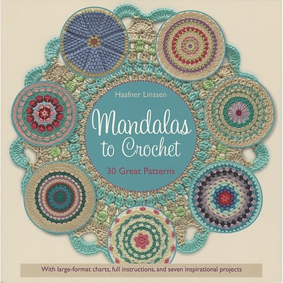 Macmillan Publishers Mandalas To Crochet St. Martins Books (SM-83050)