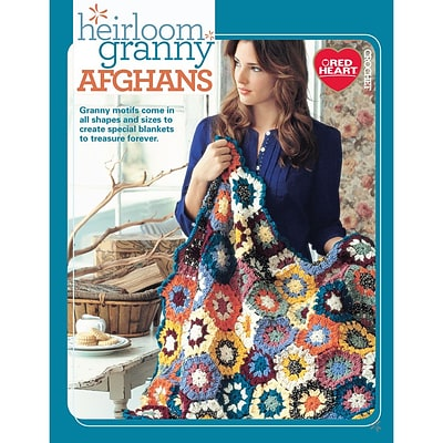Soho Publishing Heirloom Granny Afghans (SO-67361)