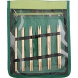 Knitters Pride  Bamboo Deluxe Interchangeable Needle Set (KP900522)