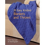 Martingale 20 Easy Knitted Blankets & Throws, Martingale & Company (MG-B1203)