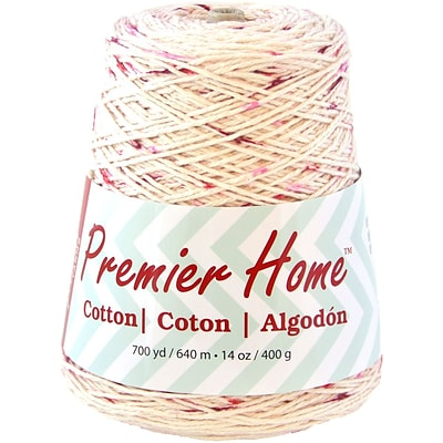 Premier Yarns Jelly Dots Home Cotton Yarn - Multi Cone (1032-08)