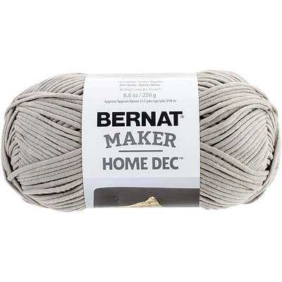 Spinrite Clay Bernat Maker Home Dec Yarn (161211-11008)